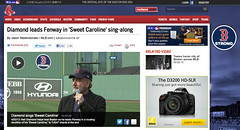 Sweet Caroline Is Boston Strong (darlakrusee) Tags: boston sweetcaroline bostonredsox neildiamond dditl13 bostonstrong
