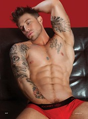 Gay Times June 2013 featuring Duncan James 4