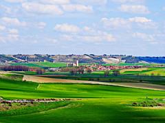 Campos de Castilla (Jesus_l) Tags: espaa europa valladolid castillo torrelobatn montestorozos camposdecastilla jesusl