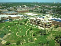 Photo: George W Bush Presidential Library at SMU, Dallas, TX (nffcnnr) Tags: green architecture dallas university library georgewbush dfw smu consumerist dallastx centralexpressway bushlibrary nffcnnr pegnews georgewbushpresidentiallibrary dallasobserved