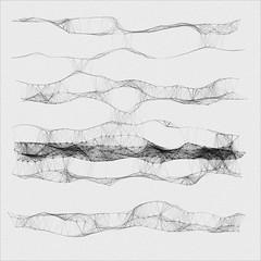 130423_000336 (Diana Lange) Tags: art design graphic random drawing line generative processing noise connections processingorg dianalange