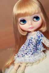 Penelo in new dress by me :-)