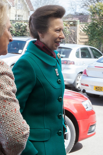"Princess Royal comes to visit. • <a style=""font-size:0.8em;"" href=""http://www.flickr.com/photos/67135618@N07/8682255803/"" target=""_blank"">View on Flickr</a>"
