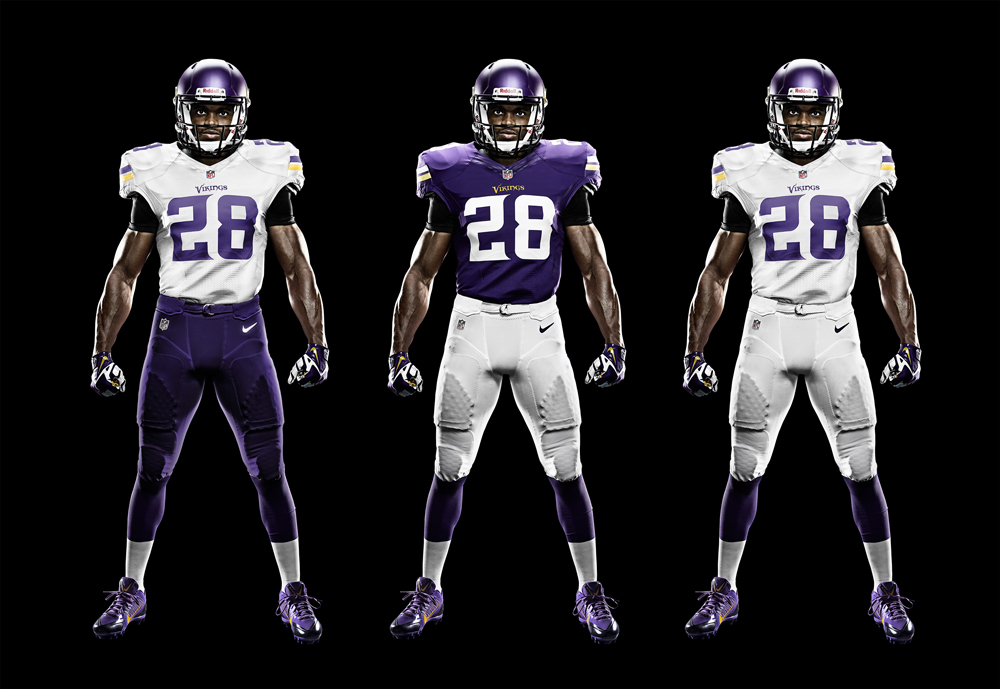 Top Uni Watch assesses the new Minnesota Vikings & Miami Dolphins  free shipping