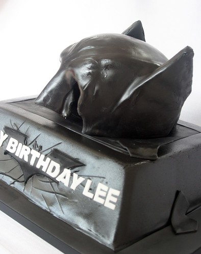 Flickriver Most Interesting Photos Tagged With Batmanbirthdaycake - Dark knight birthday cake