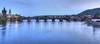 Karlův most (Finn_TeT) Tags: panorama prague praha charlesbridge hdr karlůvmost sininenhetki bluemoment singleexposurehdr kaarlensilta