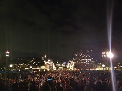 Leapyear Night at Disney (jer.johns) Tags: people disney crowds disnelyand crowded waltdisney leapyear leapyearnightatdisney