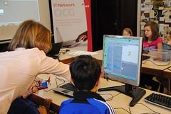 Workshop ITAKE am 29.4.2013 (www.ocg.at) Tags: lego scratch schule ocg itake robotiks