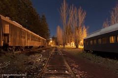 McCloud, California (Marsha Kirschbaum) Tags: northerncalifornia trains moonlight mccloud siskiyoucounty mkphoto marshakirschbaum