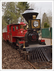Crossford Miniature Railway (Ben.Allison36) Tags: park uk scotland miniature south railway olympus international valley e600 lanarkshire crossford