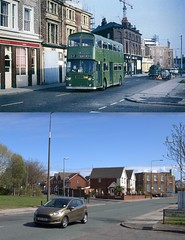 Everton Road, Everton, 1960s and 2013 (Keithjones84) Tags: old city history liverpool comparison oldphotos thenandnow merseyside localhistory oldliverpool