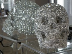 Crystal Grin (Foto Fascination) Tags: vacation holiday skull crystals lasvegas nevada swarovski caesarspalace swarovskicrystals skullpower