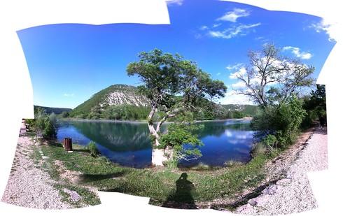 Krka river / zen