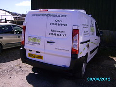 2009 Citroen Dispatch 1000 HDI 90 SWB (Jawz Diesel) Tags: citroen 90 2009 1000 dispatch swb hdi