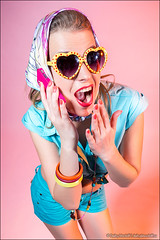 Funny phone call (Dmitry Mordolff) Tags: girls portrait people woman cute beautiful smile face sunglasses smiling fashion closeup laughing fun person one model glamour women funny phone looking view joy happiness human blond attractive only casual females emotional cheerful talking adults carefree 20s caucasian lifestyles 2025 ecstatic positivity expressing