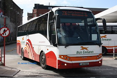 Bus Eireann LC208 08D3031. (James O Keeffe) Tags: bus station place cork april parnell daf axial eireann vdl 2013 berkhof sb4000 lc208 08d3031