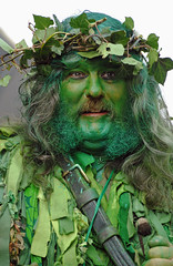 'Jack in the Green' May Day Celebrations, Hastings (vic_burton) Tags: carnival flowers decorations party people black tree green face hat leaves giant fun town costume ribbons faces ivy garland bodypaint parade masks celebrations hastings facepaint mayday celebrate fancydress jackinthegreen
