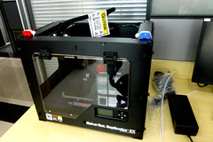 Makerbot Replicator 2x 3D Printer (dcmaster) Tags: 3d printer replicator 2x makerbot