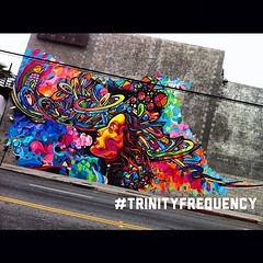 Sick #trinityfrequency #art #arte #graffiti #la #nofilter (Trendz Fortune) Tags: square fortune trinity squareformat fortunato trendz iphoneography instagramapp uploaded:by=instagram trinityfrequency