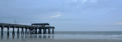 pier (the_real_jmckee) Tags: sunrise island pier tybee