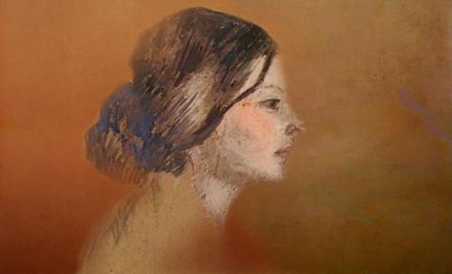 "Las Madeleines escuchando la soleada soledad, descripciones de Henri de Toulouse Lautrec (1889) y Pablo Picasso (1904). • <a style=""font-size:0.8em;"" href=""http://www.flickr.com/photos/30735181@N00/8815702760/"" target=""_blank"">View on Flickr</a>"