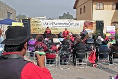 Día del patrimonio (6) (Municipalidad de Peñalolén) Tags: carolina arpillera zapatero oficios afilador leitao chinchinero peñalolén tertulias algodonero alcaldesa díadelpatrimonio