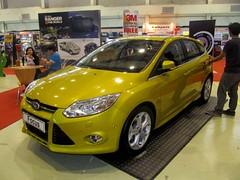 2013 Ford Focus (cr@ckers43) Tags: sugbu cebusugbu cebuinternationalconventioncenter cebuautoshow cebuinternationalautoshow