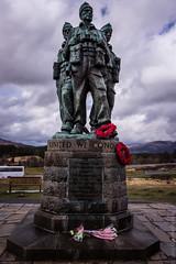 Commando Memorial (glomacphotos) Tags: scotland commandomemorial speanbridge