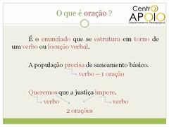 Exerccio orao subordinada substantiva - 5 (AulasApoioCom) Tags: o  que orao exercicios oraes subordinada substantivas substantiva