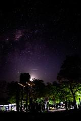 Estrela cadente (Helder Faria) Tags: sky night star nikon 28mm ngc estrela céu falling noturna longaexposição d600 cadente