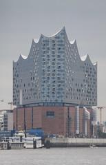 Elbphilharmonie (CA_Rotwang) Tags: city music architecture germany deutschland hotel hall concert harbour kultur hamburg hafen hansestadt konzerthaus