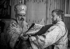 Божественная литургия в пос.Котово 150