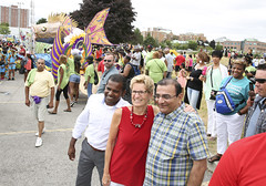 IMG_0192  Premier Kathleen Wynne participated in the Toronto Caribbean Carnival's Junior Carnival Parade. (Ontario Liberal Caucus) Tags: caribana scarboroughrougeriver hunter coteau thiru parade festival
