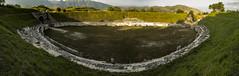 Arena Alba Fucens (Brandalf1) Tags: arena politeama anfiteatro rome italy abruzzo landscape panoramica photo photography art