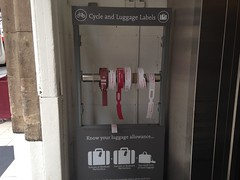 Luggage Labels (JAS0NJW) Tags: coast east virgin tag luggage