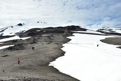 Snfellsjkull. (rni Gudjon) Tags: glacier volcanic ash snfellsjkull snfellsnes iceland people snow