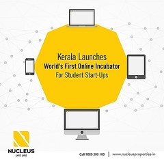 Kerala has launched the world's first online incubator - SV.CO, for start-ups by college students. SV.CO will function as an online university, that aims to cut through boundaries.   #Kerala #Kochi #India #news #Architecture #Home #Construction #City #Ele (nucleusproperties) Tags: life city india news building home nature beautiful beauty architecture design living construction realestate view apartment interior gorgeous lifestyle style atmosphere kerala villa environment elegant exquisite comfort luxury kochi elegance
