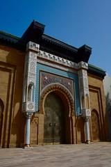 Royal Palace - Casablanca, Morocco (Mariasphotos) Tags: royal palace casablanca morocco africa goahead tours skidmore 2016