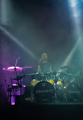 Megadeth en Neuquén. 4 Agosto, 2016