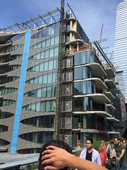 The High Line. (Elias Rovielo) Tags: zahahadid architect moderno futurista thehighline highline jardimsuspenso parquesuspenso passarela nyc passeio
