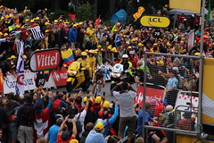 Tour de France 2016 (Dave Paterson) Tags: romain bardet france french tour de rider bike cycling stage nineteen