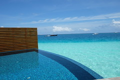 Pool Water Villa (survivingmaldives) Tags: baros maldives surviving