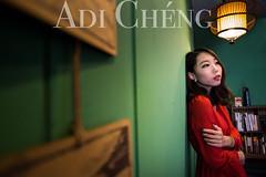 Adi_006 (Adi Chng) Tags: adichng girl      redgreen