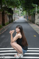 () Tags: 2016            taiwan taipei portrait glamour model girl female outdoor tamron a007