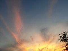 2016-08-22 Sunset . (presteza777) Tags: sunset tramonto puestadelsol coucherdusoleil fiery evening summer stpeterburg sky nubes nuvole clouds