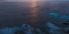 Asturian coast (happy.apple) Tags: comarcavaqueira principadodeasturias spain es coast sea evening sunset rocks