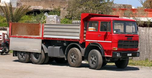 Fiat 180 NC 4 assi