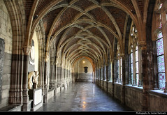 Cloister, Cathdrale Saint-Paul, Liege, Belgium (JH_1982) Tags: cathdrale de la conversion saintpaul et lassomption marie stpauls cathedral stpaulskathedrale catedral san pablo cattedrale sintpauluskathedraal    cloister claustro clotre    kreuzgang liege lige luik lttich lidje lieja liegi      wallonie wallonia walloni belgium belgique belgi belgien blgica belgio