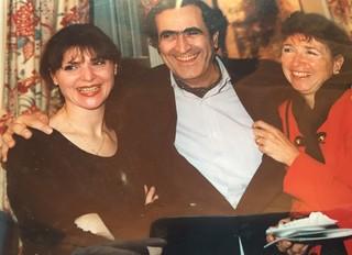 Elisso Bolkvadze,Michel Sogny,Ingrid Tremblay