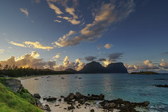 Sunrise clouds over The Lagoon (NettyA) Tags: lordhoweforclimate 2016 lhi lordhoweisland unescoworldheritage australia clouds sunrise thelagoon mtgower mtlidgbird beach rocks sand lookout water coastal